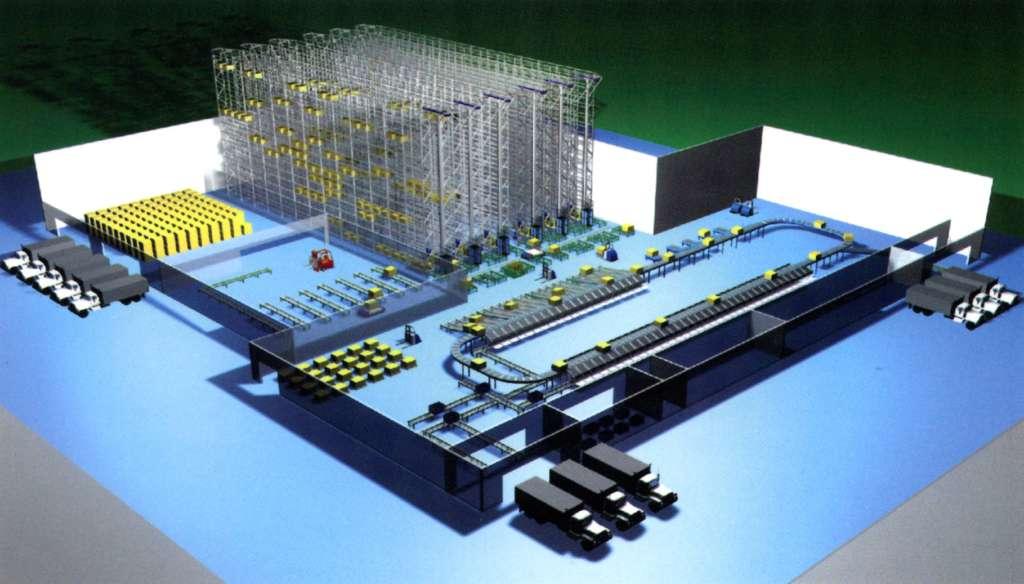 物流环境-配送中心及设备